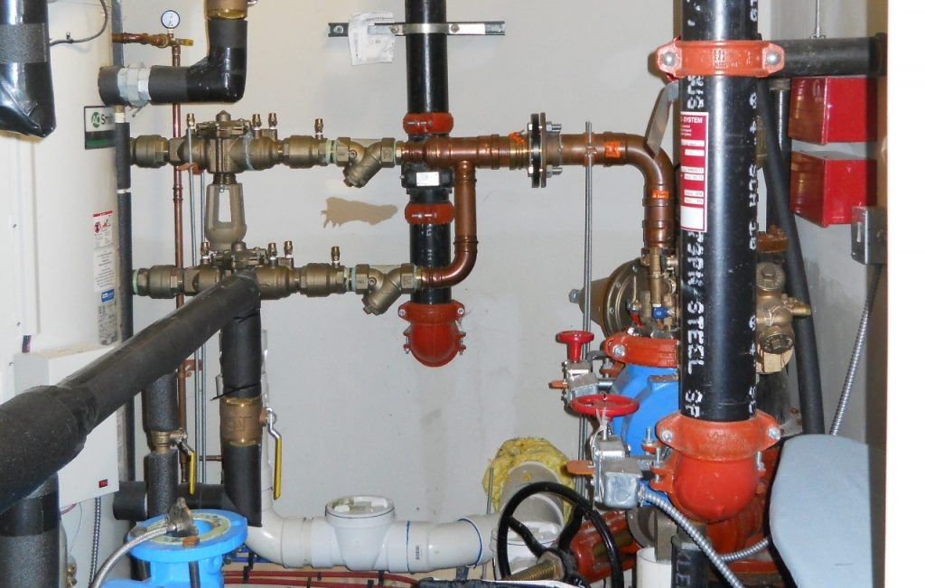 Commercial Plumbing Services Citadel Plumbing And Heating